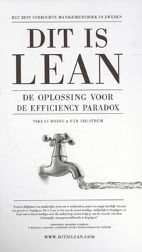 Dit is Lean | Niklas Modig ; Pär Ahlström |