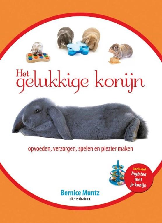 Het gelukkige konijn