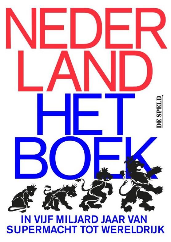 Nederland: Het Boek