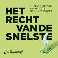 Het recht van de snelste | Thalia Verkade ; Marco te Brömmelstroet |