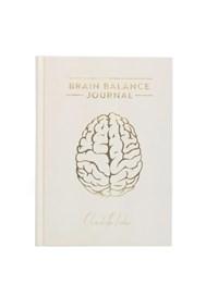 Brain Balance journal beige | Charlotte Labee |