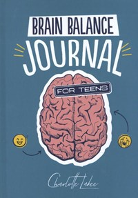 Brain Balance journal for teens | Charlotte Labee |
