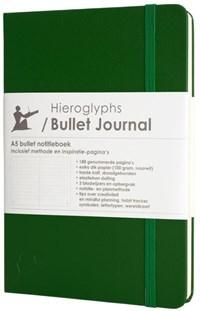 Hieroglyphs Bullet Journal | auteur onbekend |
