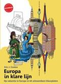 Europa in klare lijn kleurboek | Eric Coolen |