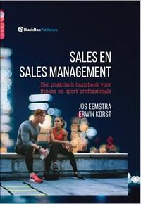 Sales en sales management | Jos Eemstra ; Erwin Korst |