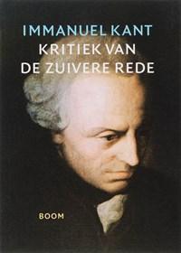 Kritiek van de zuivere rede   Immanuel Kant  