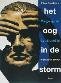 Het oog in de storm Havo Werkboek | E. Geerlings |
