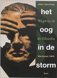 Het oog in de storm Vwo Werkboek | E. Geerlings |