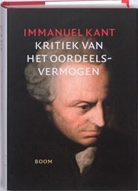 Kritiek van het oordeelsvermogen   Immanuel Kant  