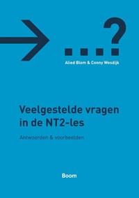 Veelgestelde vragen in de NT2-les   A. Blom ; C. Wesdijk  