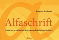 Alfaschrift   M. van den Brandt  