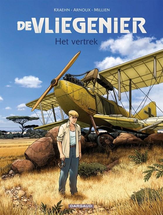 Vliegenier 01. het vertrek
