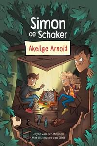 Akelige Arnold   Joyce van der Meijden  