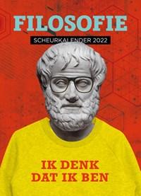 Filosofie Scheurkalender 2022 | (red.) |