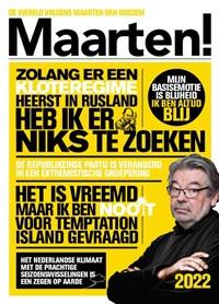 Maarten! Scheurkalender 2022 | (red.) |