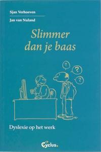 Slimmer dan je baas | S. Verhoeven ; J. Van Nuland |
