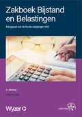 Zakboek Bijstand en Belastingen | J. Liemburg |
