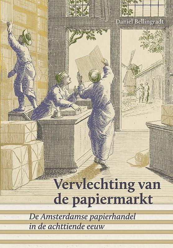 Vervlechting van de papiermarkt