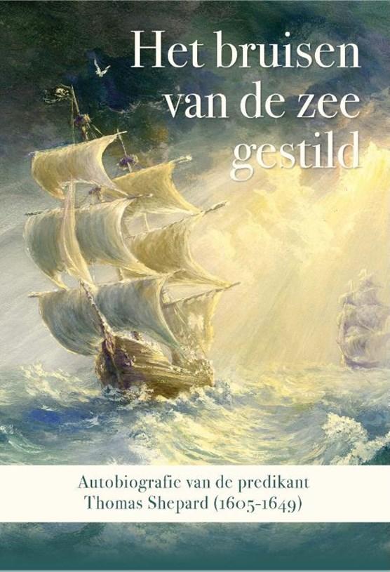 Het bruisen van de zee gestild