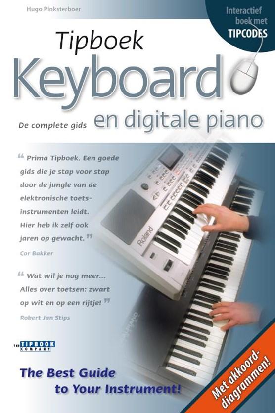 Tipboek Keyboard en digitale piano