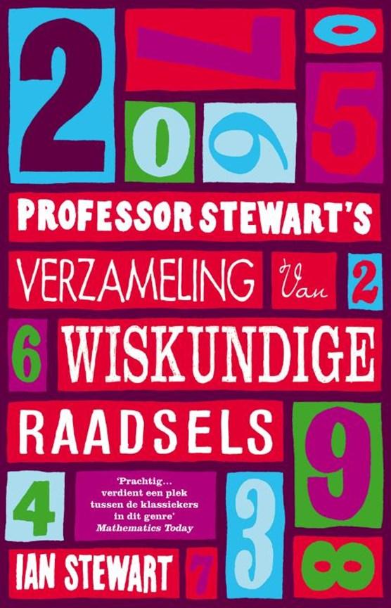 Professor Stewart's verzameling van wiskundige raadsels