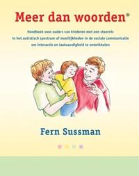 Meer dan woorden | Fern Sussman |