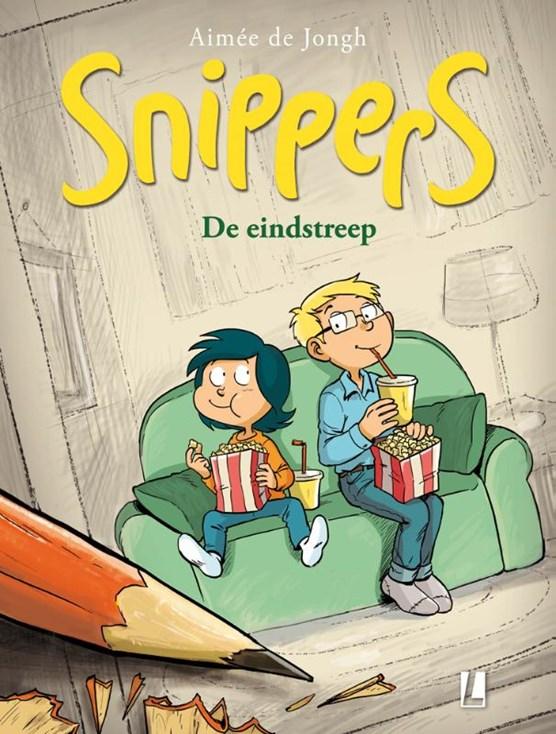 Snippers 09. de eindstreep