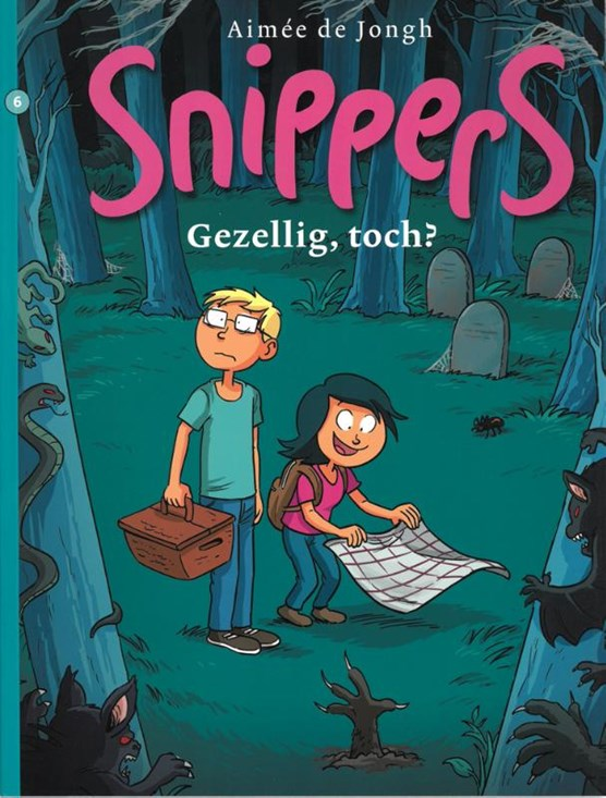 Snippers 06. gezellig toch?