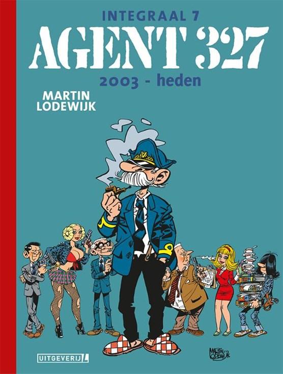 Agent 327 integraal Hc07. deel 7 2003-2015 7/8