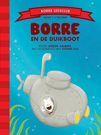 Borre en de duikboot   J. Aalbers  