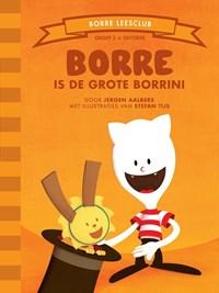 Borre is de Grote Borrini | Jeroen Aalbers |