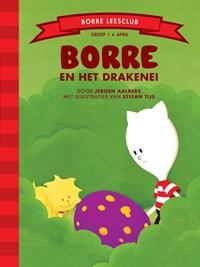 Borre en het drakenei   Jeroen Aalbers  