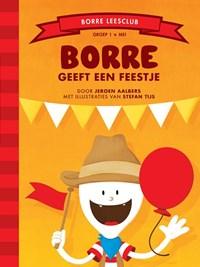 Borre geeft een feestje | Jeroen Aalbers |