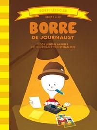 Borre de journalist | Jeroen Aalbers |