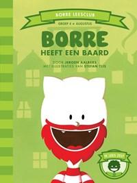 Borre heeft een baard   Jeroen Aalbers  