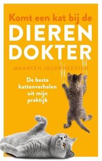 Komt een kat bij de dierendokter | Maarten Jagermeester |