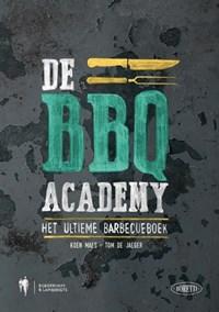 BBQ Academy | Koen Maes ; Tom De Jaegher |