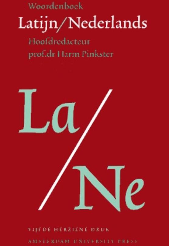 Woordenboek Latijn - Nederlands