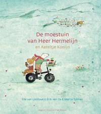 De moestuin van Heer Hermelijn en Kereltje Konijn   Erik van Os ; Elle van Lieshout  