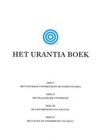 Het Urantia boek   auteur onbekend  