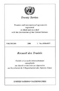 Treaty Series   United Nations  