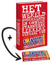 Het wereldschokkende en onweerstaanbaar lekkere verhaal van Tony's Chocolonely | Jeroen Siebelink |