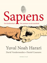 Sapiens graphic novel | Yuval Noah Harari | 9789400406391