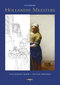 Kleurboek Hollandse meesters | Rutger Wilmink |