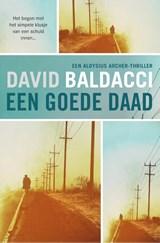 Een goede daad   David Baldacci   9789400511866