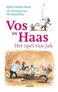 Het spel van Jak   Sylvia Vanden Heede  