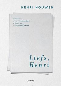 Liefs, Henri   Henri Nouwen  