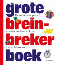 Het grote breinbreker boek - midprice | Ivan Moscovich |