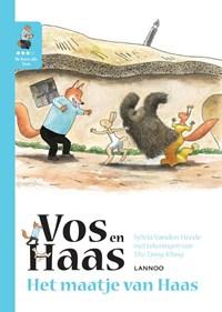 Ik leer lezen met Vos en Haas - Ik lees als Vos - Het maatje van Haas | Sylvia Vanden Heede ; Thé Tjong-Khing |