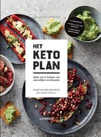 Het Keto-plan   Julie Van den Kerchove  